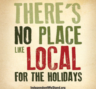 Local for the Holidays